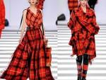 Шотландская клетка это модно всегда