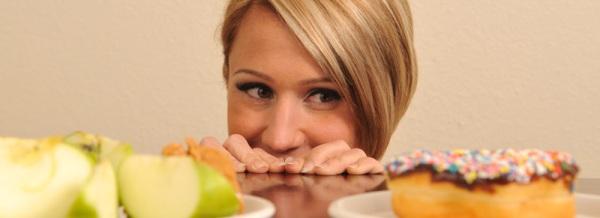Женские мифы о похудении