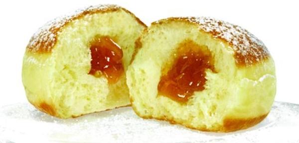 берлинский пончик