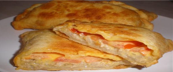 чебуреки и сыр