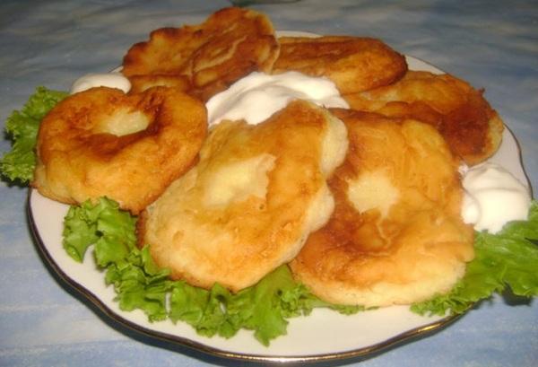 чудесный завтрак - сырники