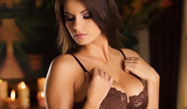 Девушки красивые груди фото
