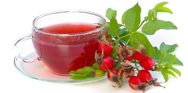 Чай с природными витаминами
