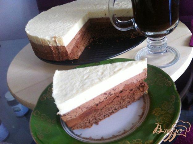 Торт мусс пошаговый рецепт с фото