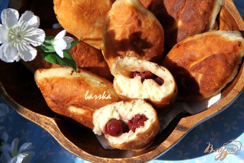 Пирожки на кипятке рецепт с фото