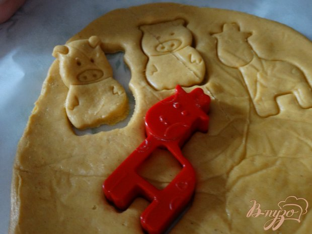Как сделать печенье с формы