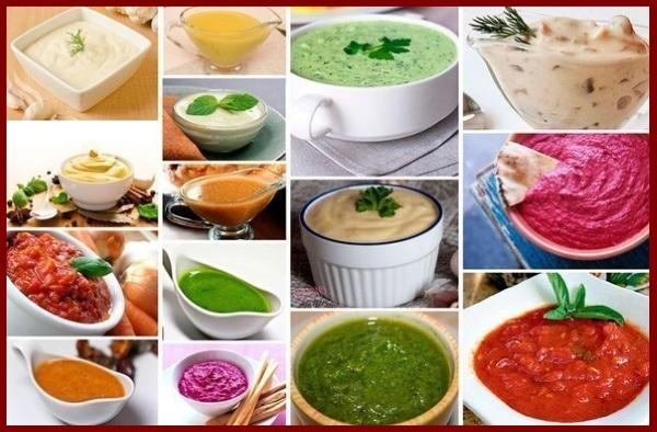 Вкуснейшие соусы