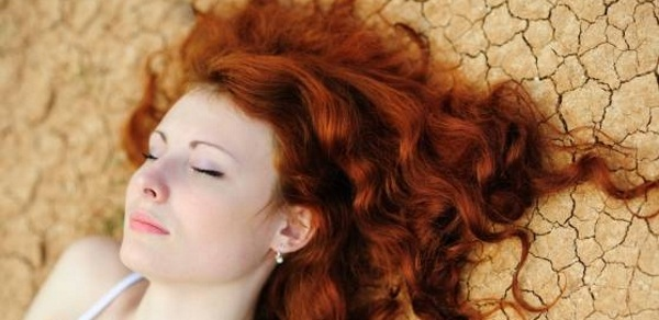 красивый, яркий цвет волос
