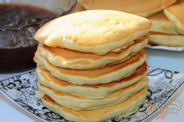 Рецепт панкейков на кислом молоке пошагово