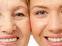 омоложения,замедление старения и разглаживания морщин