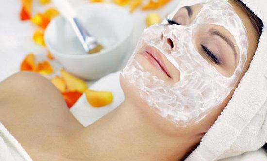 маска из творога для кожи лица