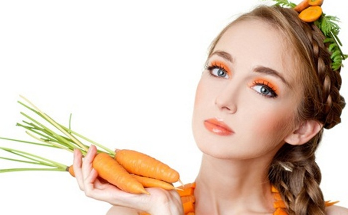 Морковный компресс
