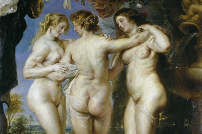Целлюлит на полотнах художников эпохи Возрождения